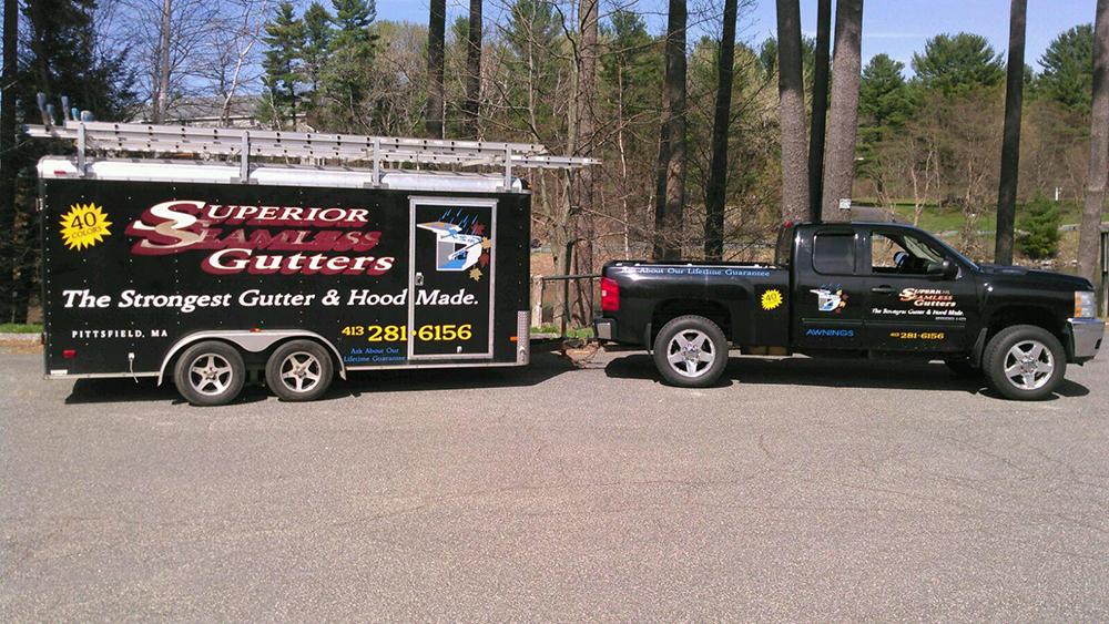 Gutter Installation Berkshires, Seamless Gutter Contractors Berkshire County, Seamless Gutters, Superior Seamless Gutters